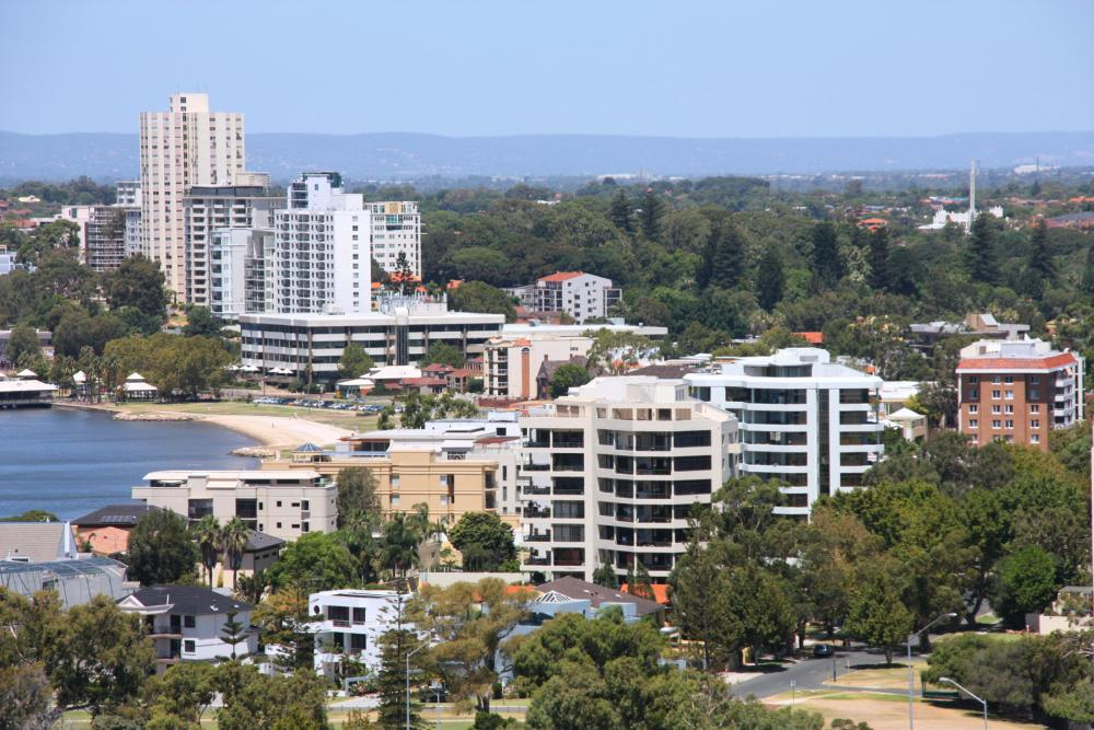 south perth commercial painting