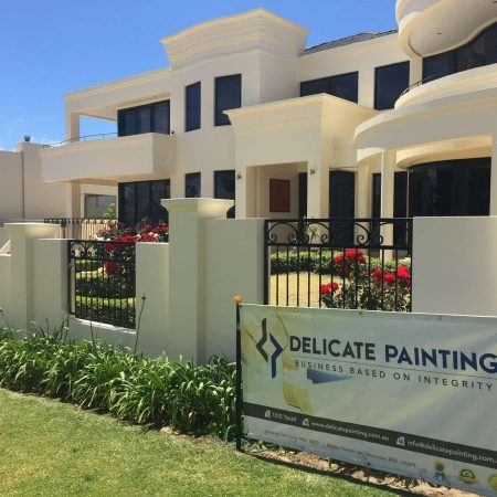 Residential Property Portfolio After Repainting in Beach House